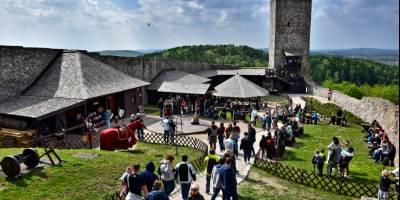 MAJÓWKA NA ZAMKU 01-05.05.2019 r.