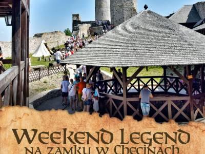 Weekend legend na Zamku Królewskim w Chęcinach